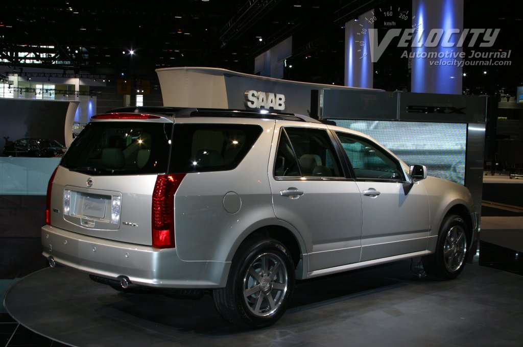 Picture Of 2004 Cadillac Srx