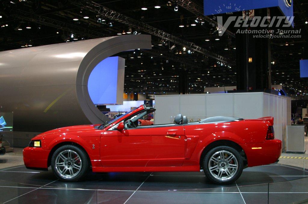 2003 Ford SVT Cobra 10th Anniversary Edition