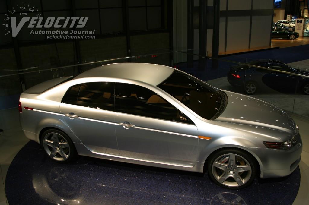 2003 Acura Concept TL concept