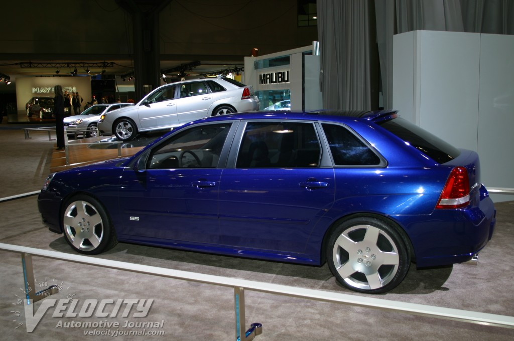 Picture of 2003 Chevrolet Malibu Maxx SS