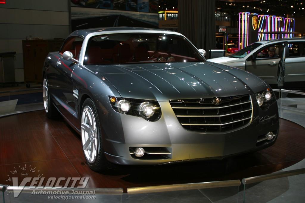 2003 Chrysler Airflite concept