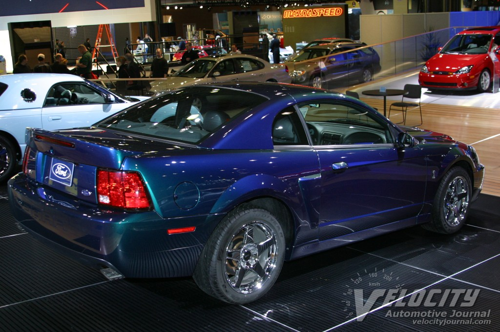 Picture Of 2004 Ford Svt Mustang Cobra Coupe