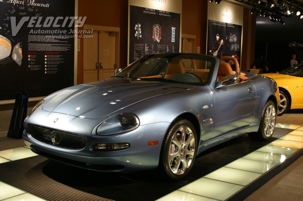 2003 Maserati Spyder Vintage