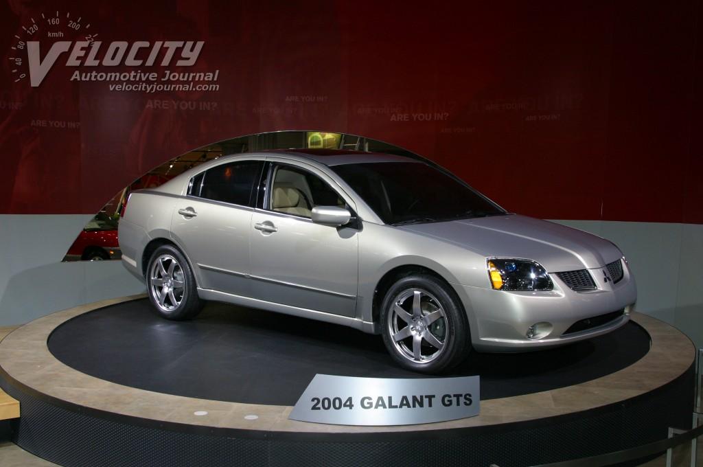 2004 Mitsubishi Galant GLS