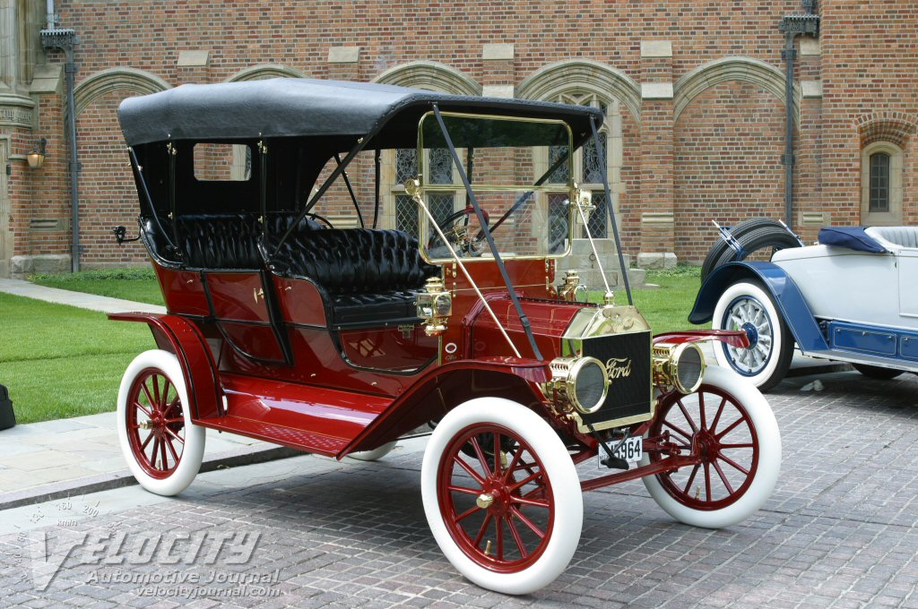 1910 Ford Model T Canadian Touring