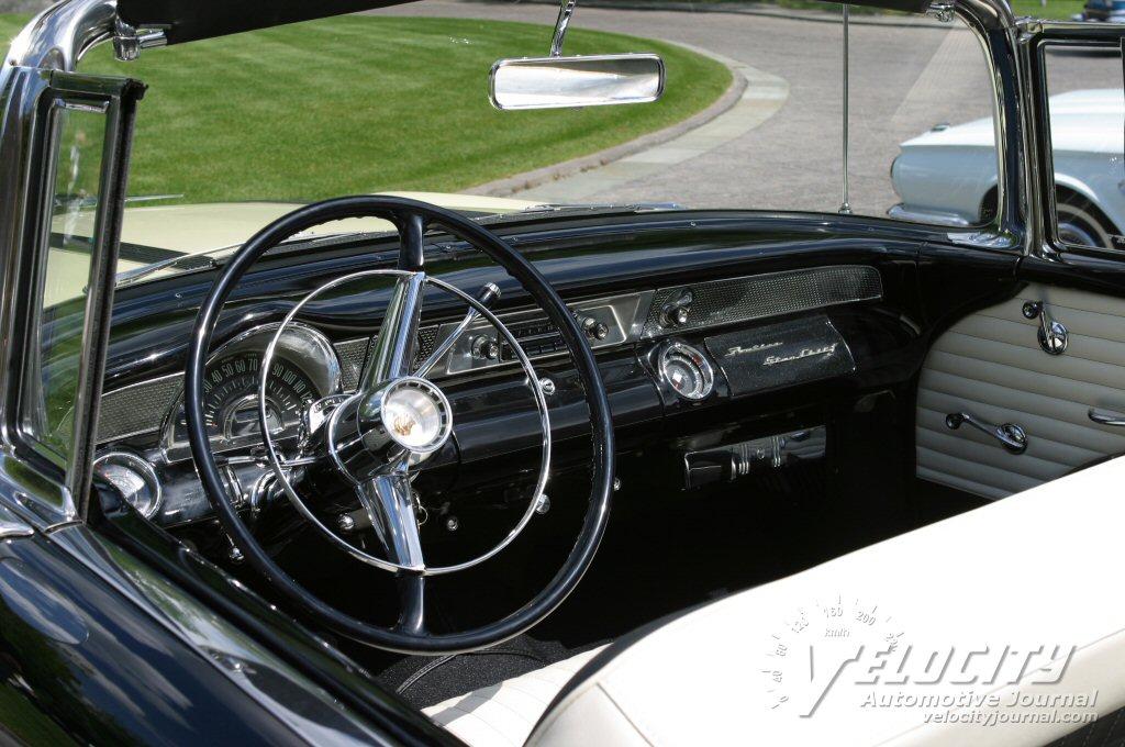 1955 Pontiac Star Chief interior