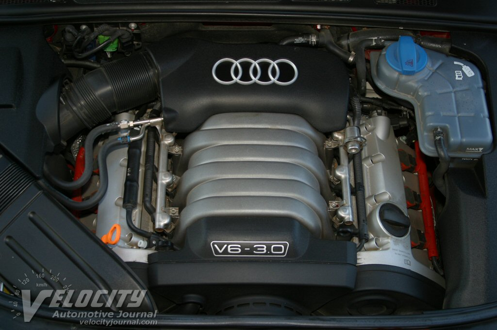 2003 Audi A4 Cabriolet Pictures