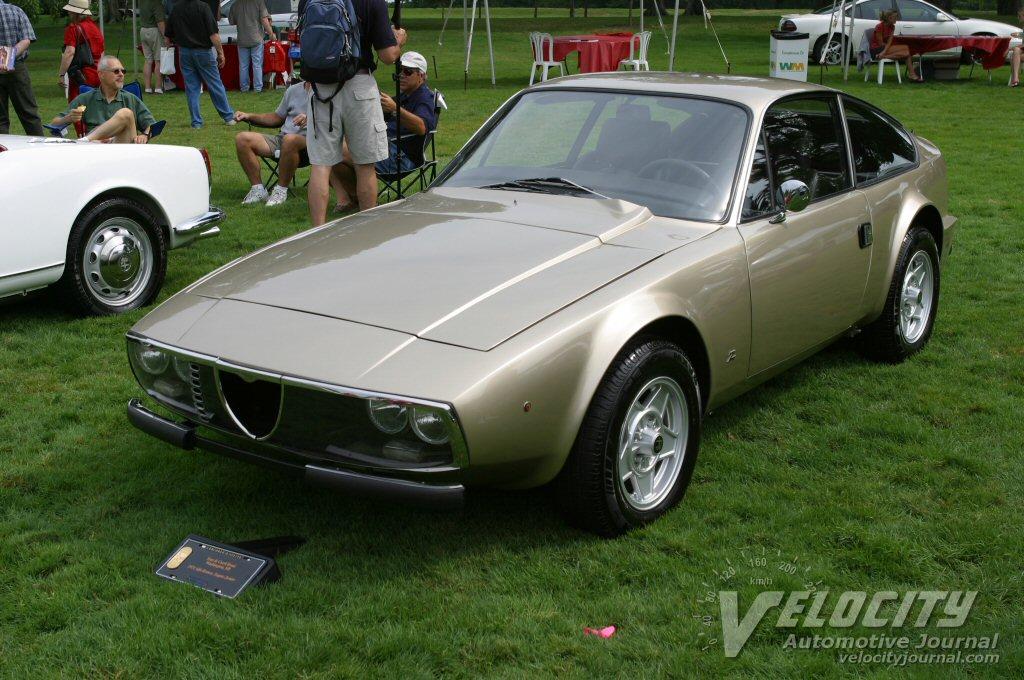 1971 Alfa Romeo Zagato Junior
