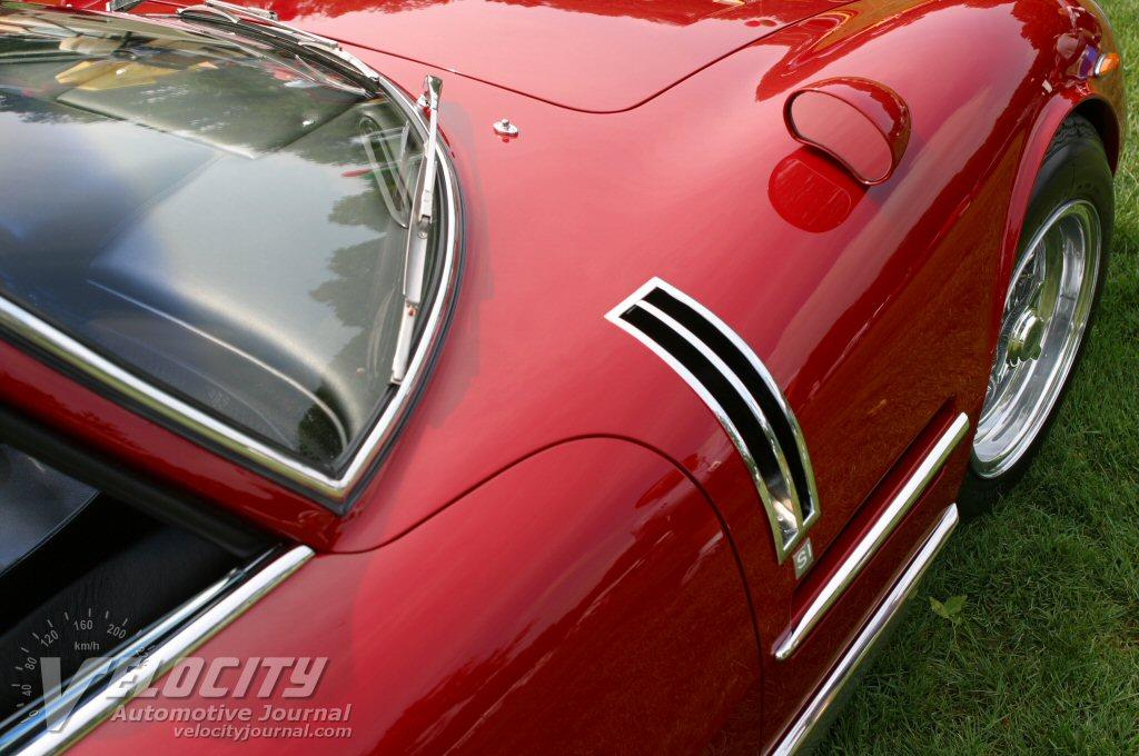 1968 Bizzarrini 5300 SI Spyder detail