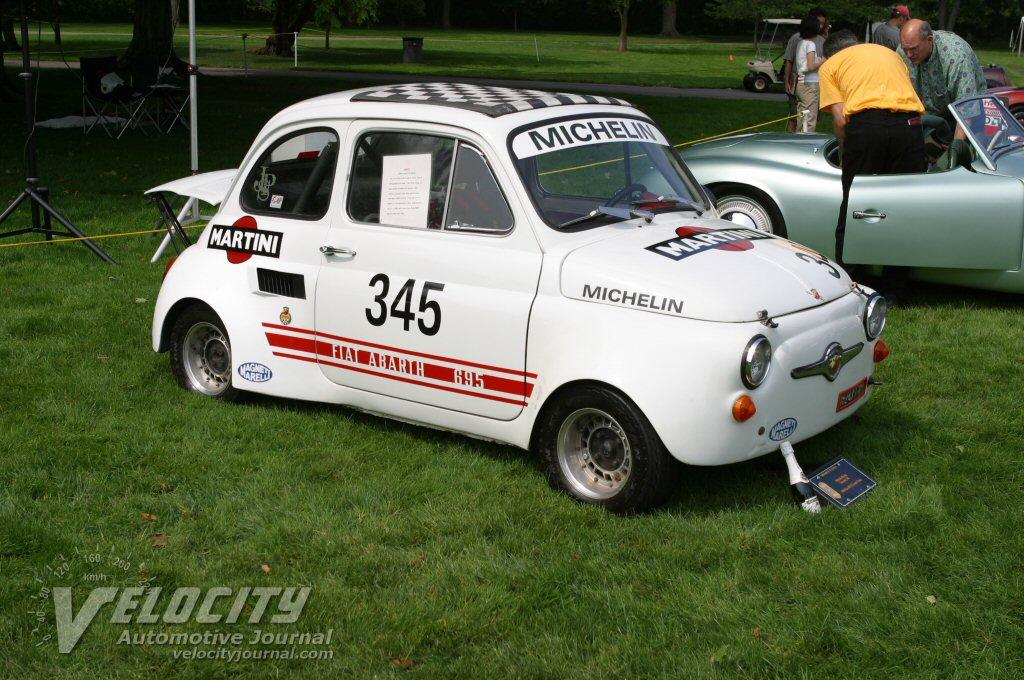 1968 Fiat Abarth 695SS Assetto Corsa