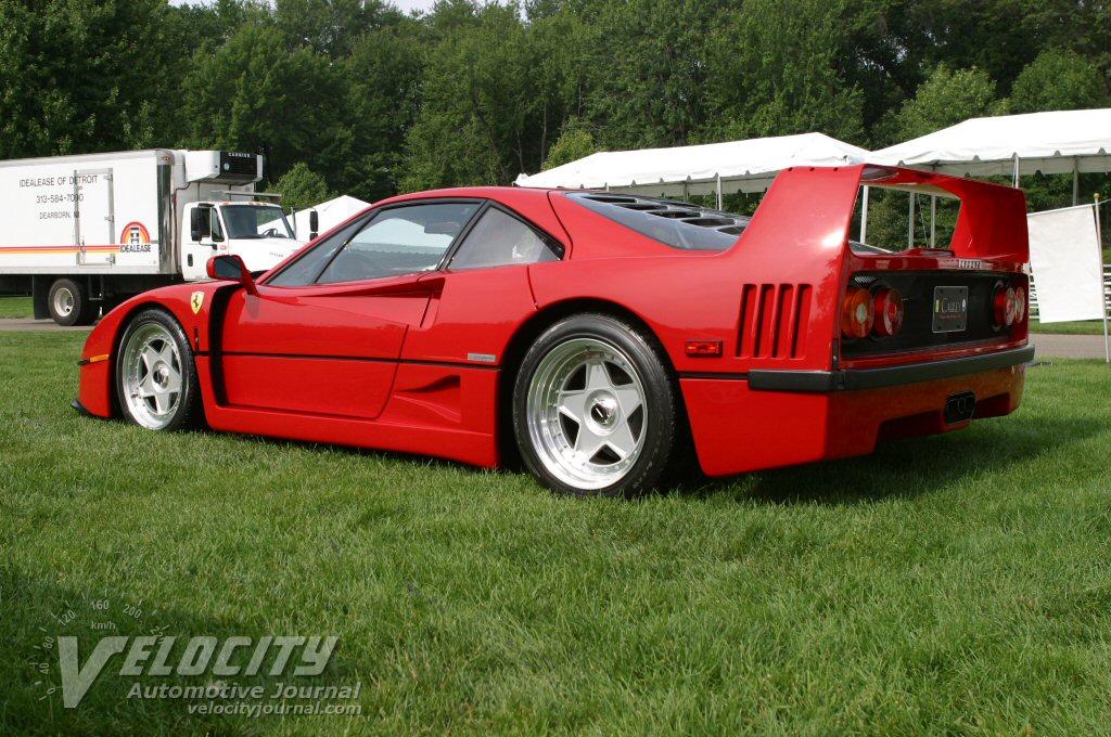 1987-1991 Ferrari F40