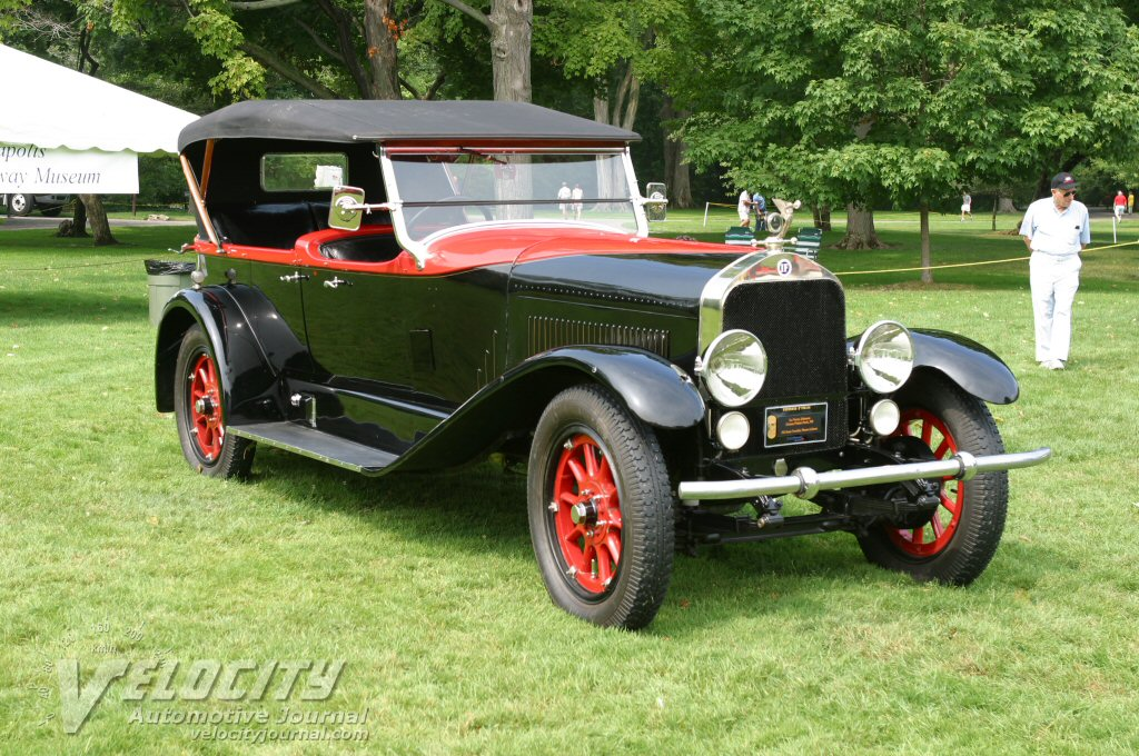 1934 Isotta Fraschini Typo 8 Phaeton Lebaron