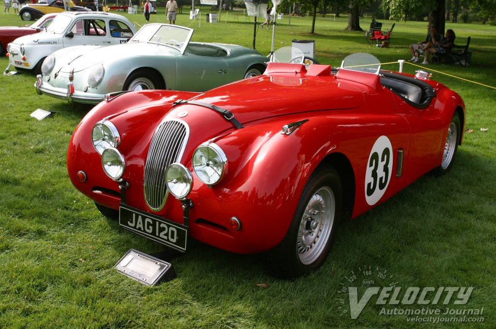 1951 Jaguar XK120 Le Mans
