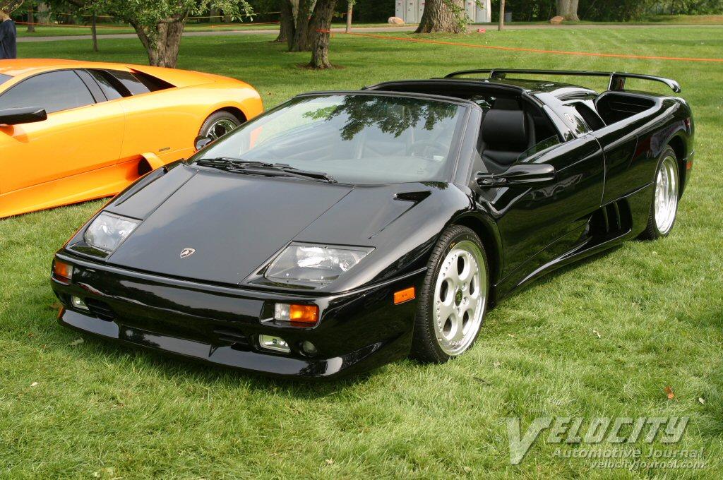 1996-2001 Lamborghini Diablo Roadster