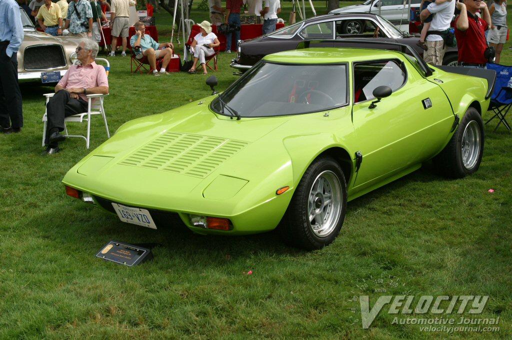 1989 Lancia Stratos (replica)
