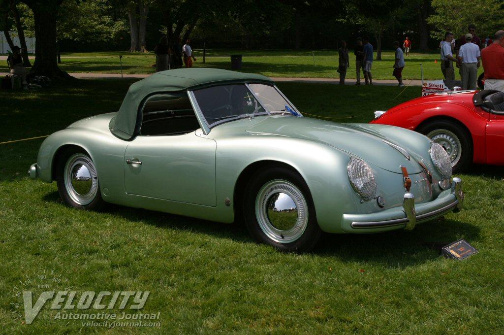 1950 Porsche 356 America Roadster