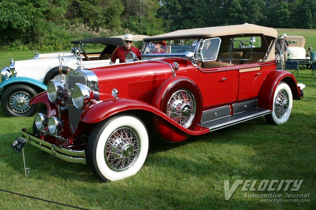 1929 Cadillac Sport Phaeton 341-B