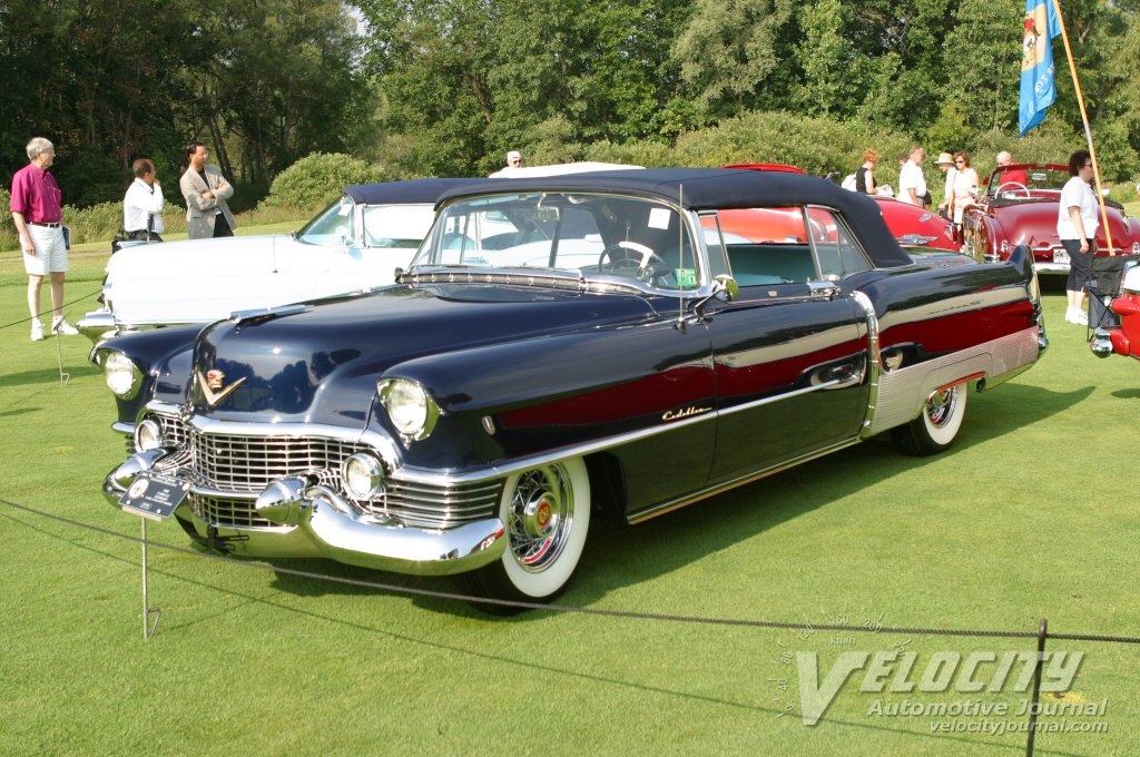 1954 Cadillac Series 62 Information