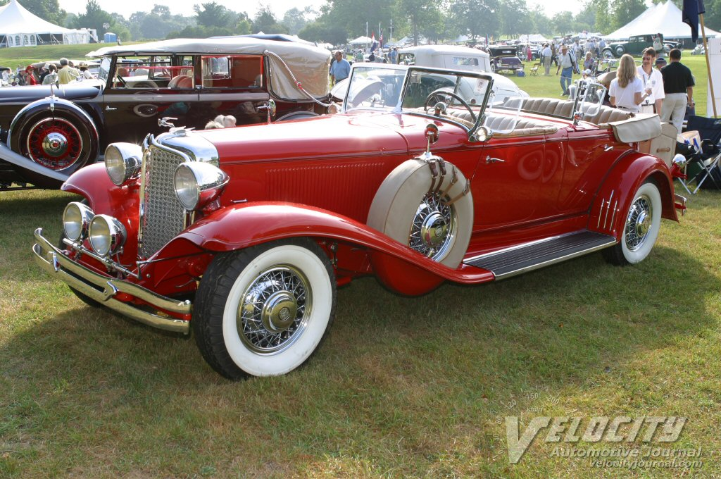 1931 Chrysler Imperial Phaeton