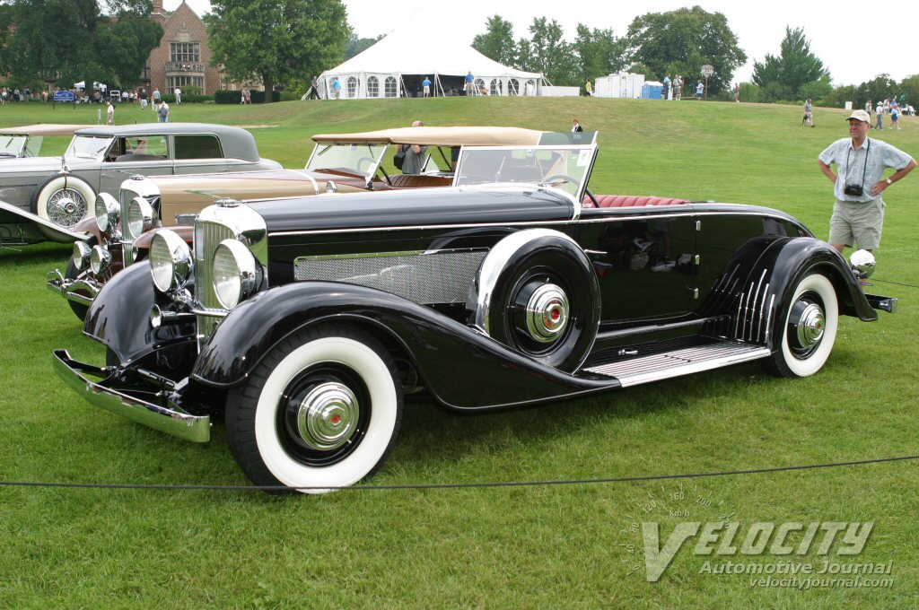 1937 Duesenberg Model SJ Dorman&Schwartz convertible coupe???