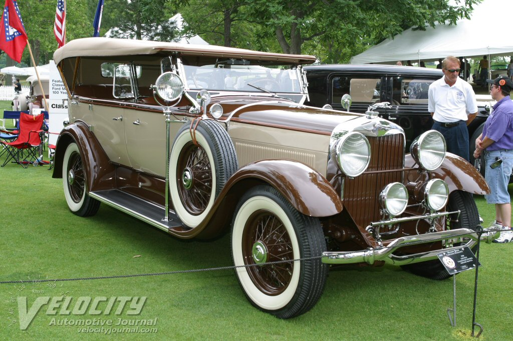 1930 Lincoln 7-Passenger Touring