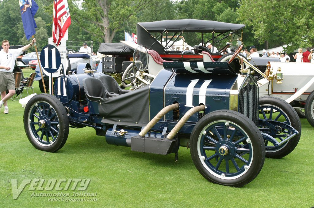 1912 National Indy Pace Car