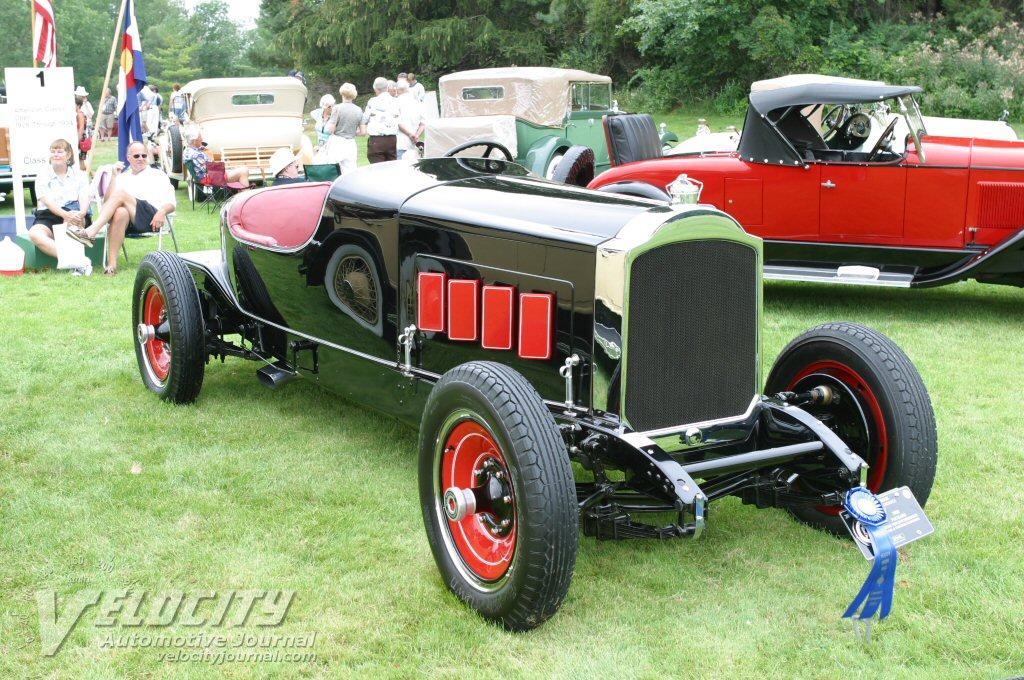 1928 Packard ???? Vincent Speedster
