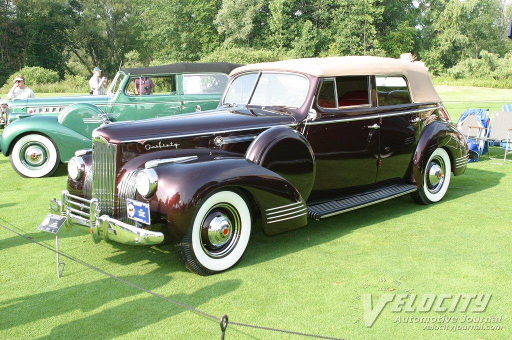 1941 Packard Convertible Sedan