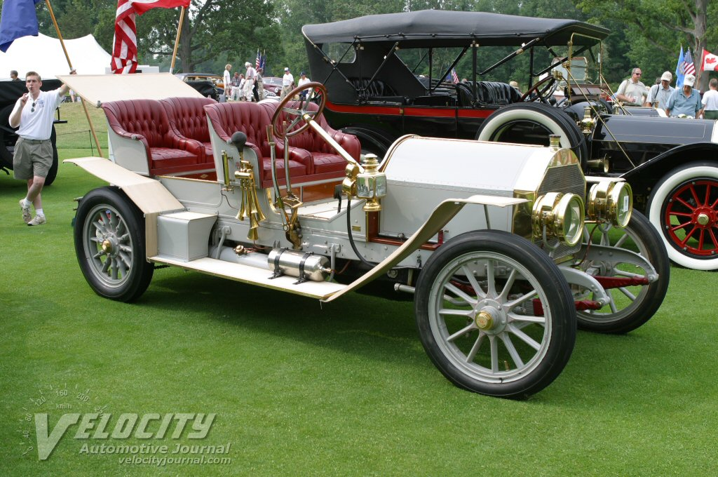 Picture Of 1912 Simplex Touring