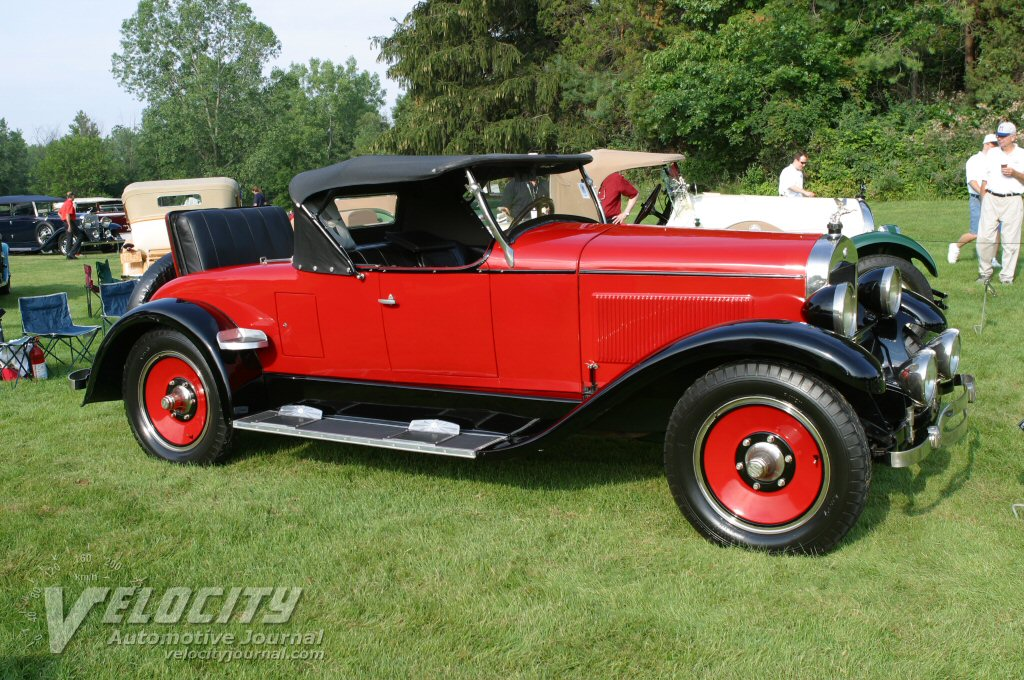 1926 Will St. Claire T-6 Roadster
