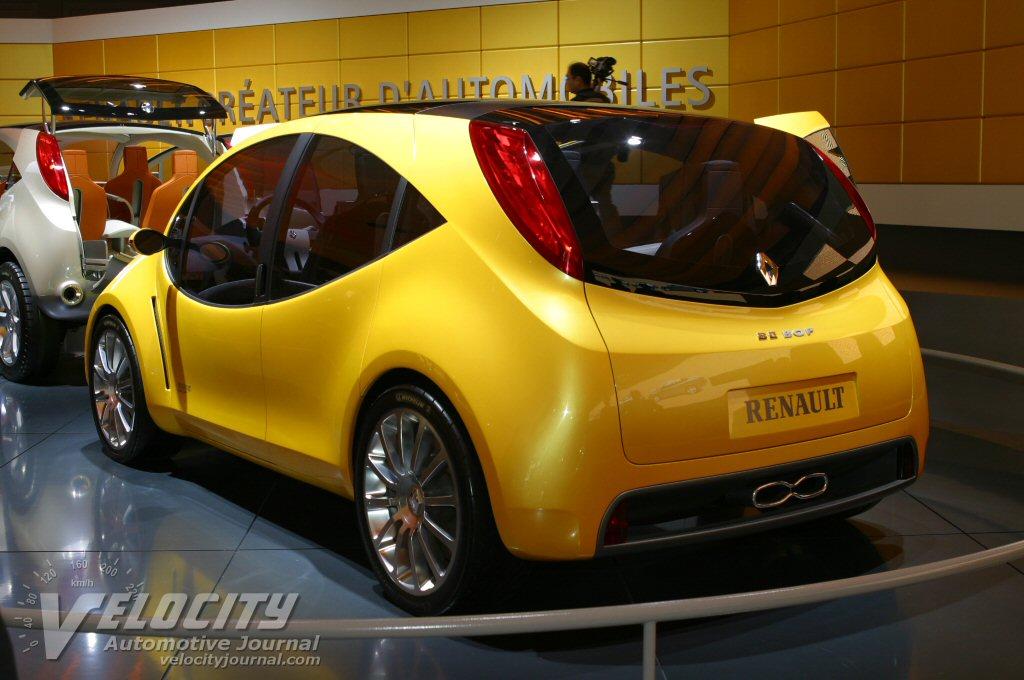 2003 Renault Be Bop concept