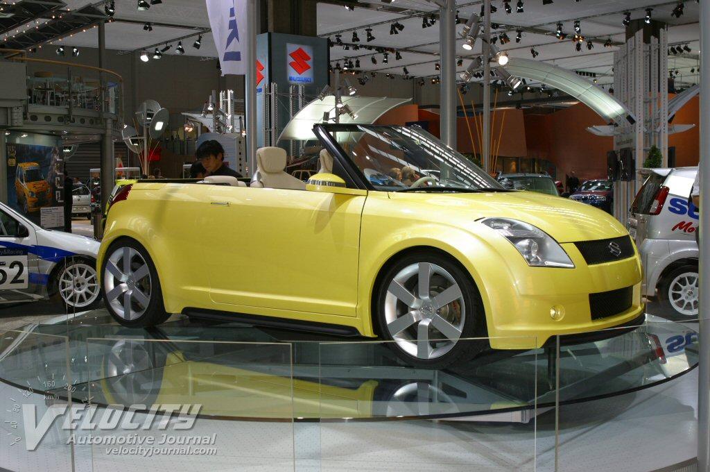 2003 Suzuki Concept S2