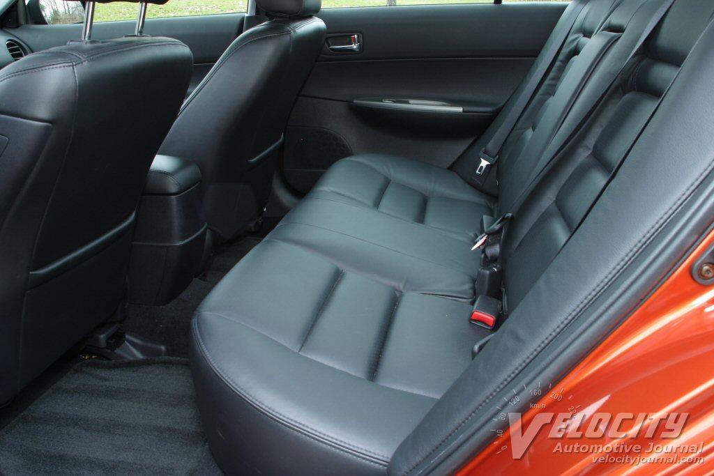 2004 Mazda Mazda6 Interior
