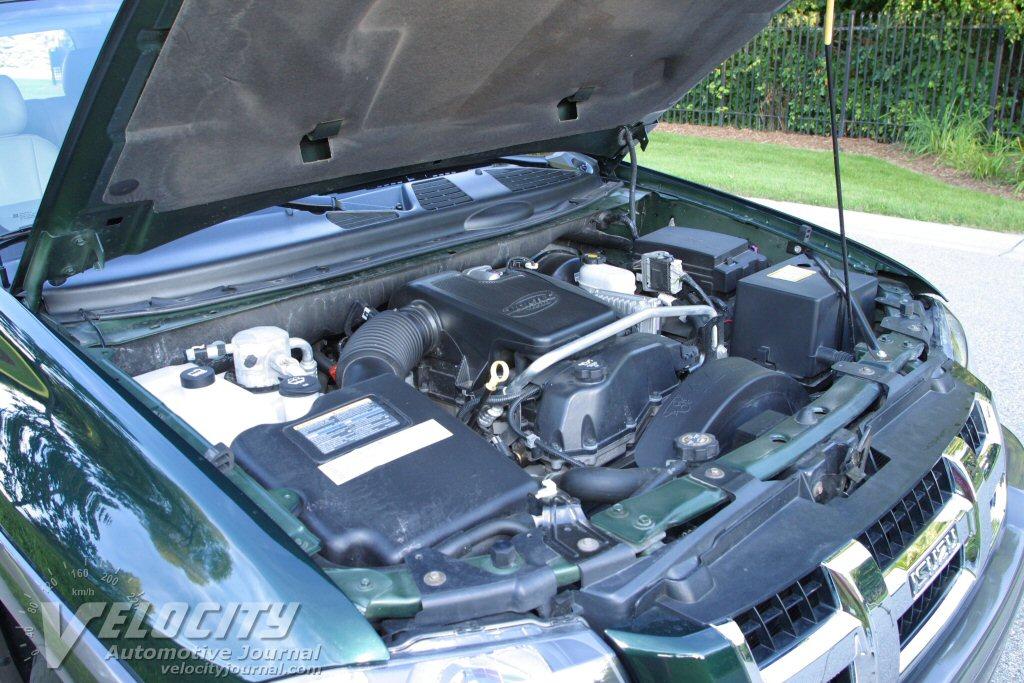 2004 Isuzu Ascender Engine