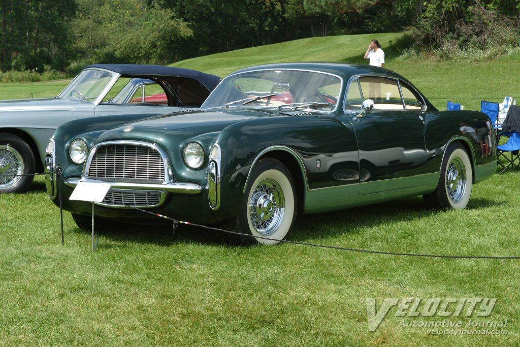 1955 Chrysler Ghia
