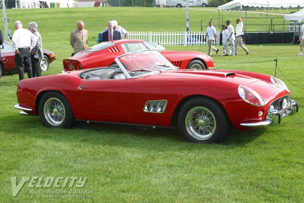1963 Ferrari 250 California Spyder