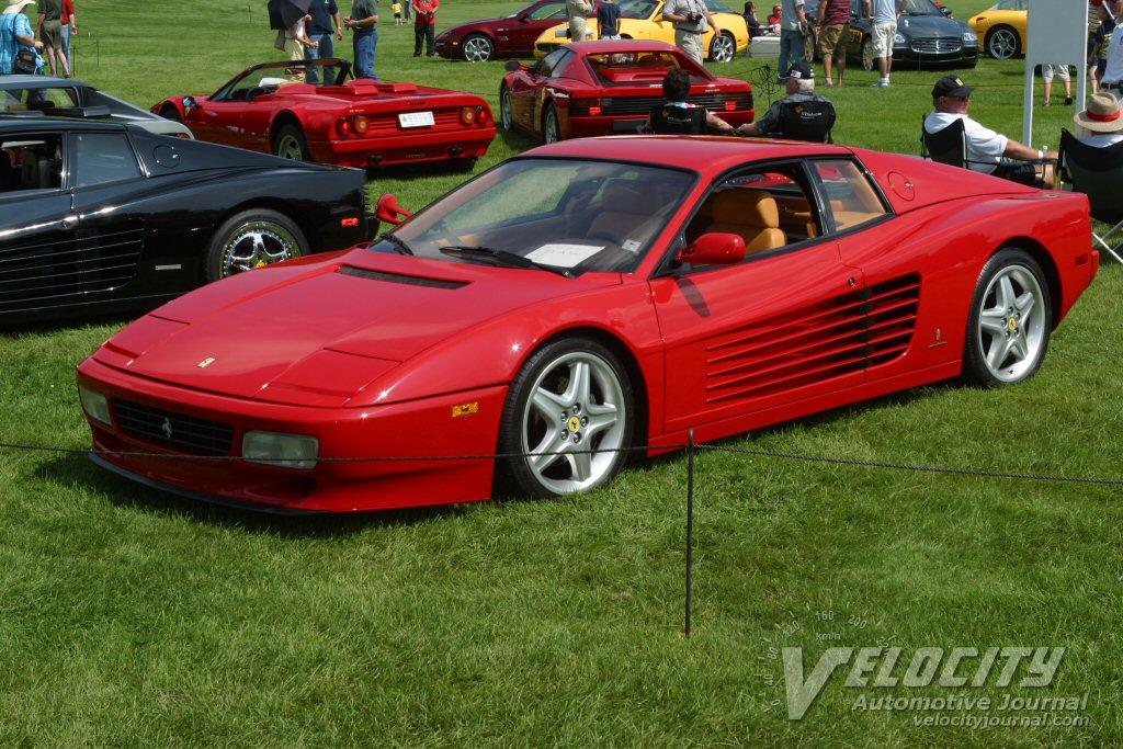 1992 Ferrari 512 Testarossa