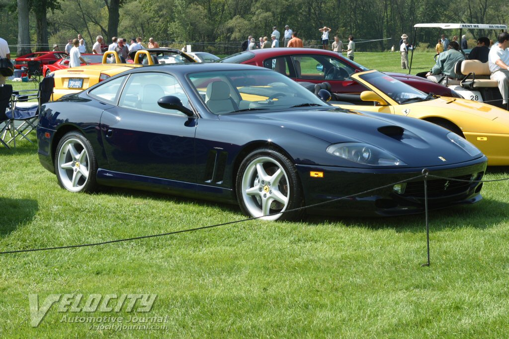 2001 ferrari 550 maranello information. Black Bedroom Furniture Sets. Home Design Ideas