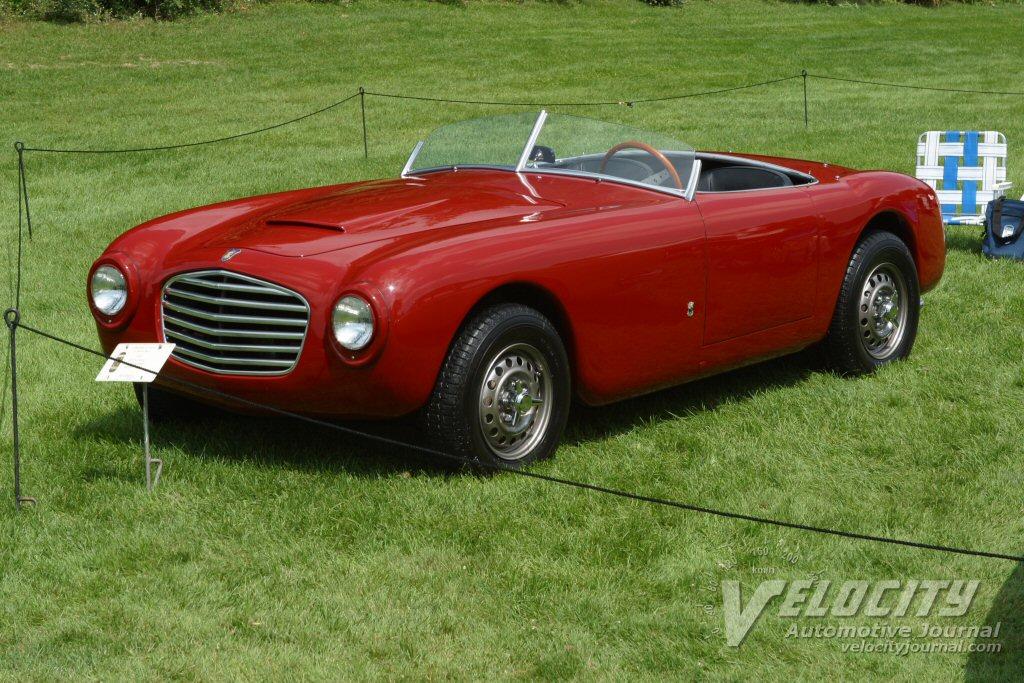 1952 Siata Daina 1400 Gran Sport