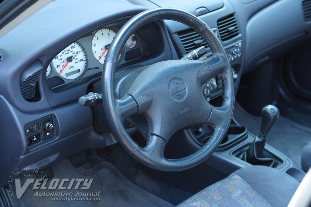 2001 Nissan Sentra Interior