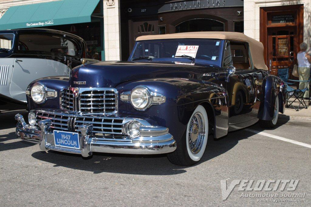 1947 Lincoln Lincoln