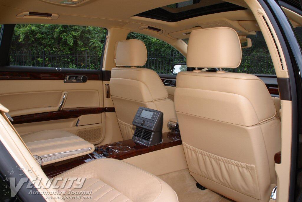 2004 Volkswagen Phaeton W12 Interior