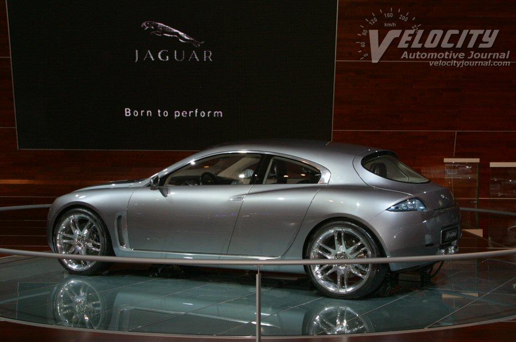 2003 Jaguar RD-6