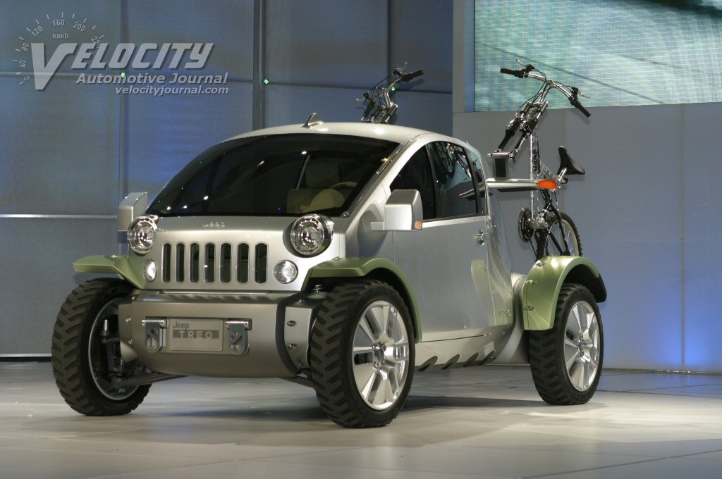 2003 Jeep Treo