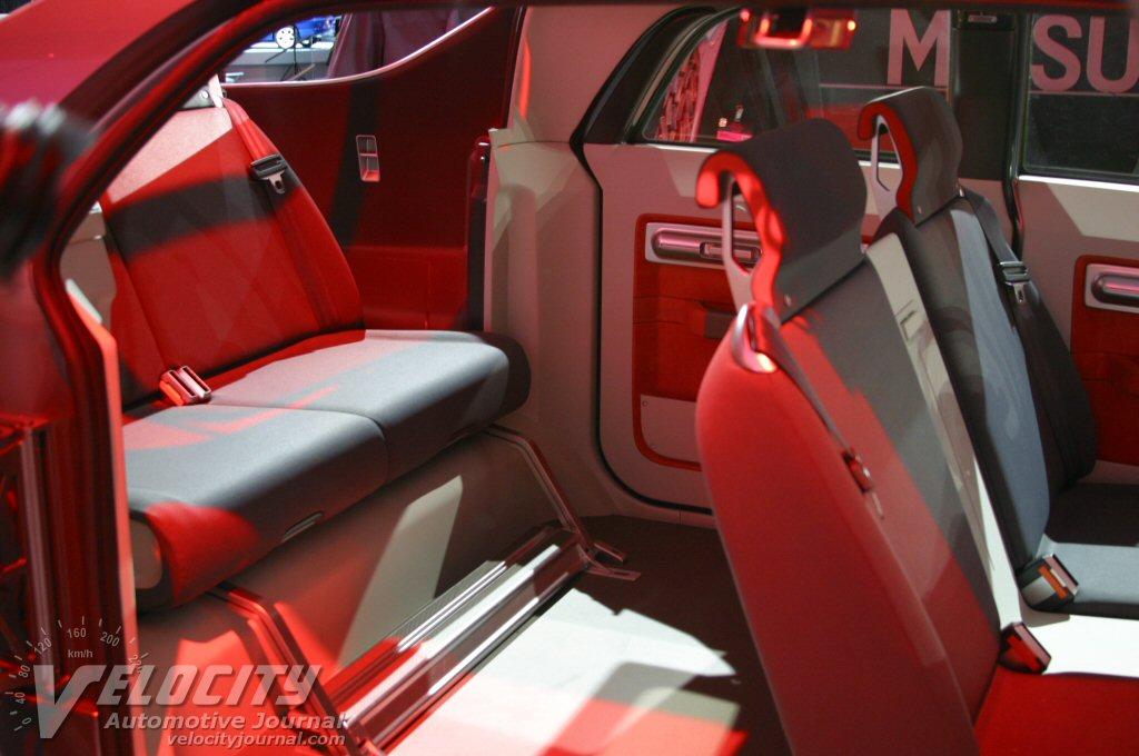 2004 Mitsubishi Sport Truck Concept Pictures