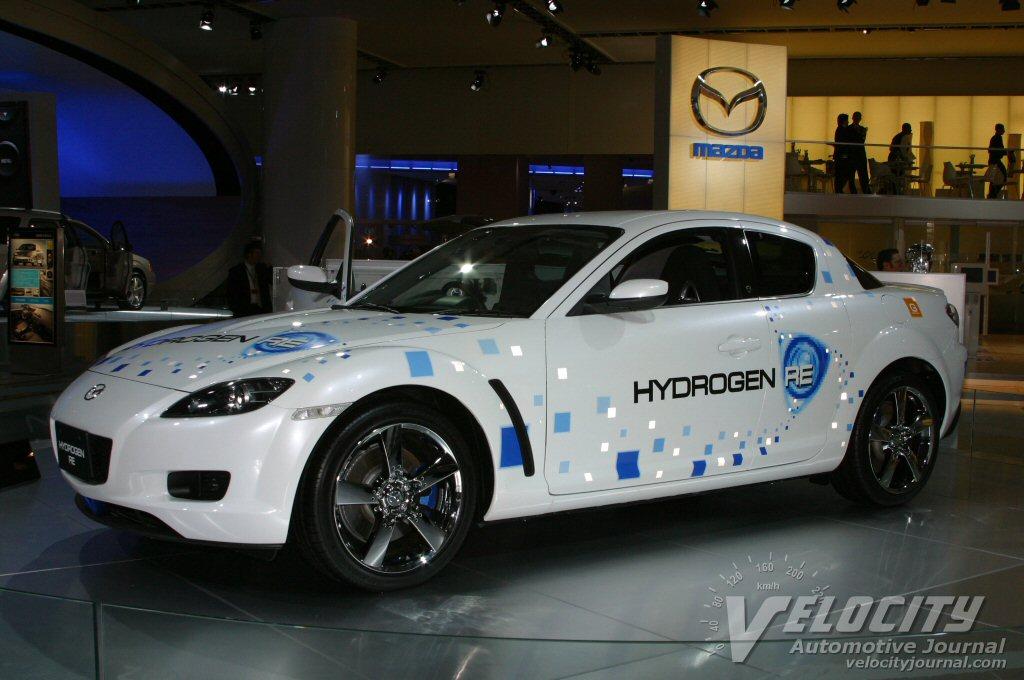 2003 Mazda Hydrogen RE