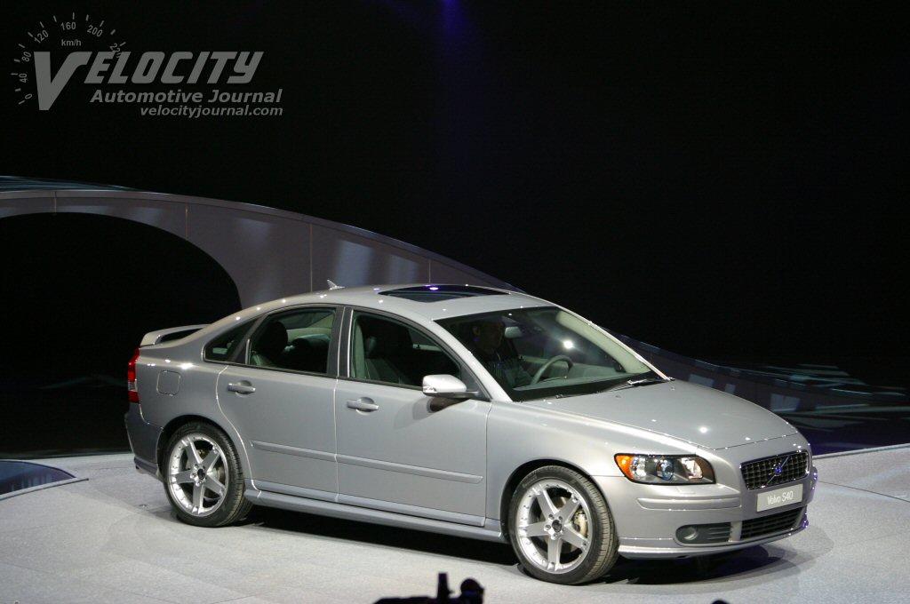 2004.5 Volvo S40