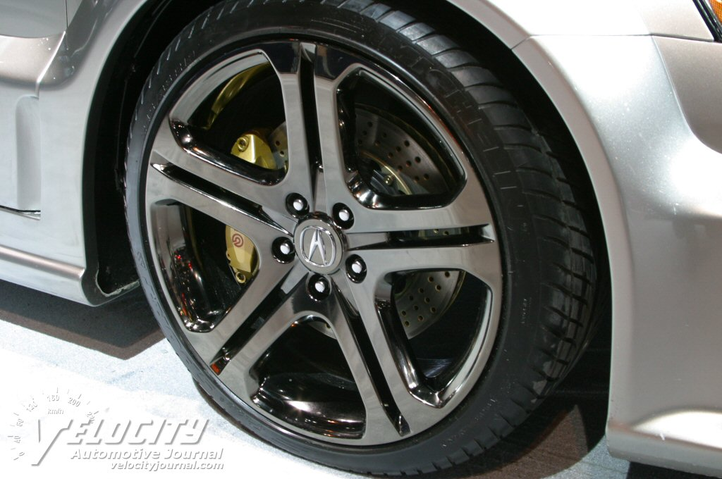 2004 Acura RSX Performance concept Wheel