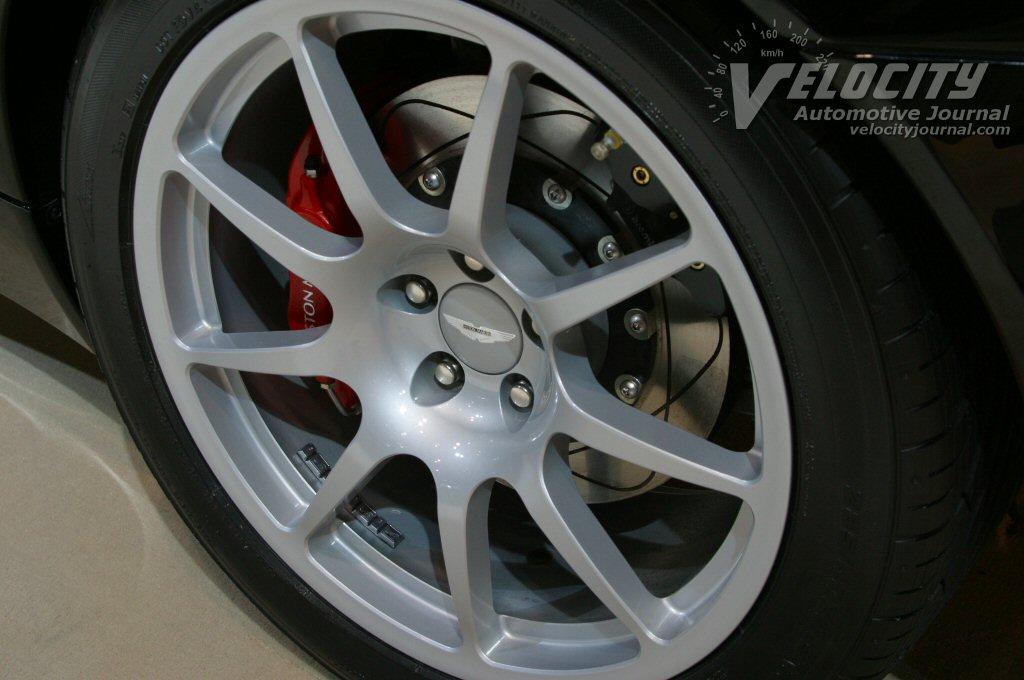 2004 Aston Martin V12 Vanquish Wheel