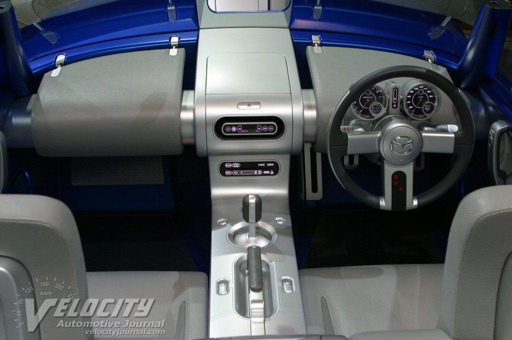 2003 Mazda Ibuki Interior